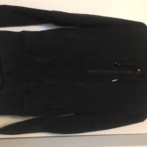 Lulu lemon black jacket size 4